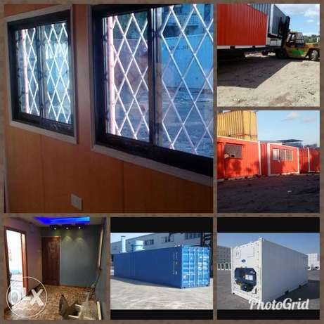 Dry and reefer containers of 40' n 20ft Changamwe - image 1
