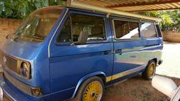 Microbus for Sale R49 999.