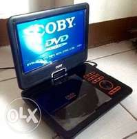 Coby portable DVD and TV Player