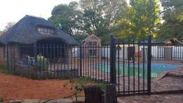 Spacious Dan Pienaar Home with Flatlet Available 1st July 2017