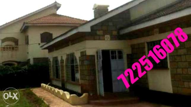 Unique 4bdm bungalow house for sale in kahawa sukari Nairobi CBD - image 2