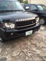 2008 Range Rover Sports upgraded to 2011 Available