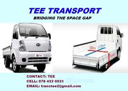 Bakie for hire (TEE TRANSPORT)