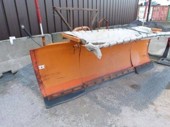 Sale snow plow snow plough for  by auction