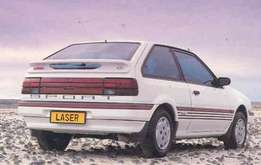 Ford Laser Sport wanted