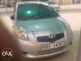 Toyota Vitz 1300cc in perfect condition. Asking 450k o.n.o.