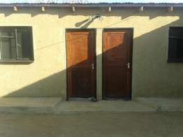 Big garage available at Braamfischer Phaese 4,