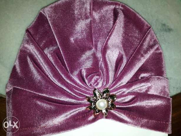 Women's head turbans with brooch/ some without brooch Hurlingham - image 2