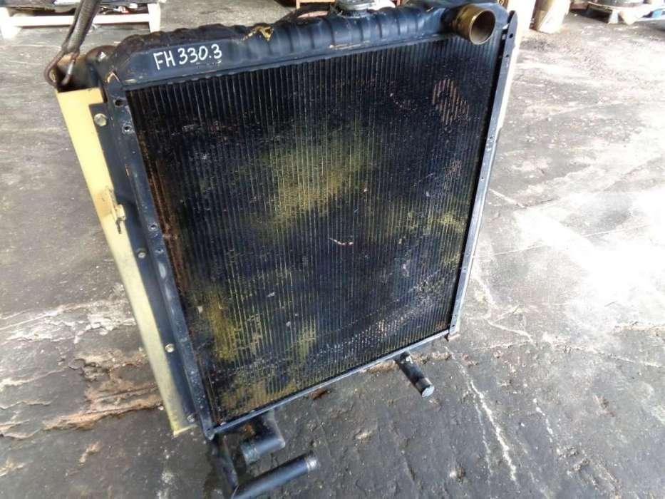 Fiat Engine Cooling Radiator For -hitachi 330.3 Excavator