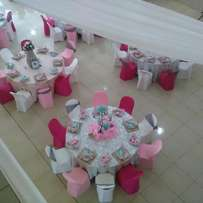 Caterers for complete walk-in, walk-out functions. Weddings,