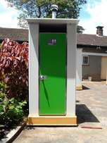 Eco friendly mobile toilets for hire