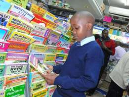 Get recommended school books at 10% discounts and free delivery