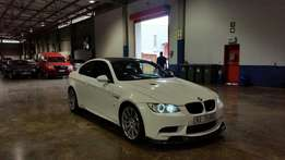 2010 Bmw M3 V8 E92 Coupe DCT R379k