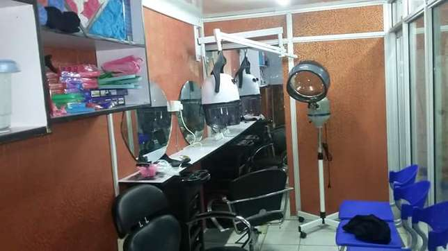 SALON for sale...fully equipped Nairobi CBD - image 1