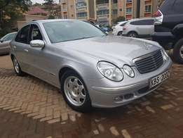 Mercedes Benz E200, For Quick Sale 2005 Asking Price 1,550,000/= o.n.o