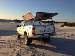 Double cab Aluminium canopies for sale, Jun/Jul holiday prep SALE
