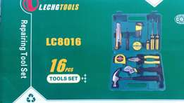 Brand New 16 Pcs Tool Sets (4 x Available)
