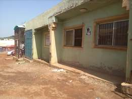 Multi purpose Hall/ shop/ office space to let at Phase 1 FHA Lugbe