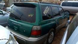 Forester Turbo On Sale