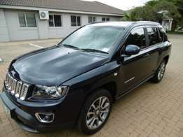 Jeep Compass 2.0 LTD