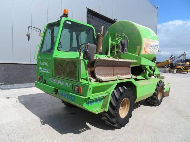 Merlo Dbm 3500 Ev - 2010
