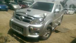 Toyota double cabin hilux