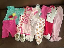 Beautiful Baby Girls clothing Newborn - 0-3