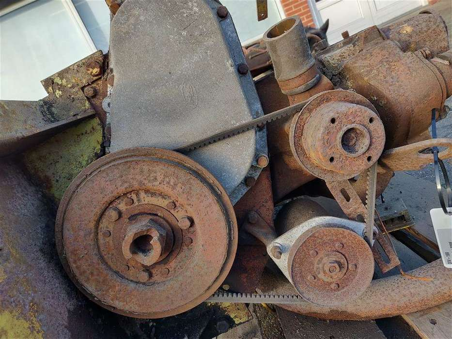 Ford Trader 590e Defekt For Parts For Sale Tradus