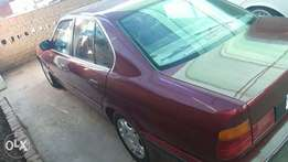 bmw 520i e34 94 mdl auto 4 sale or swop