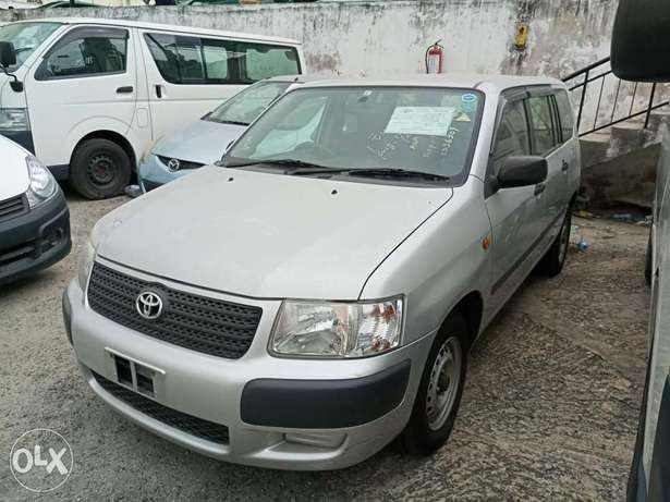 Toyota Succeed Silver KCP number Mombasa Island - image 5