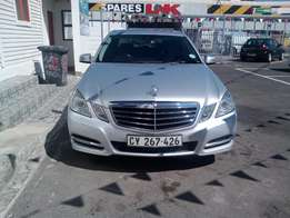 2012 Mercedes E 300 Avantgarde 7G - Tronic in Immaculate Condition
