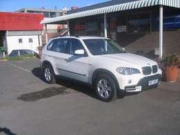 2007 BMW X5 3.0 D Automatic 18' mags fsh