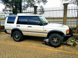 SUV of Choice. BUY AND DRIVE - Land Rover Discovery 2