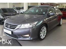 honda accord 2.7 executive finance available in minutes