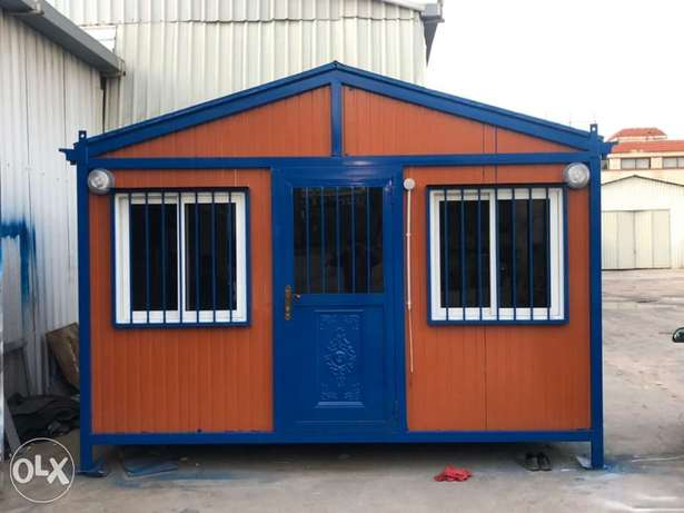 Very Beautiful Prefab Office 4m X 3m For Sale Must See !!