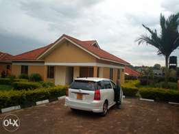 Executive 3bedroom standalone house is available for rent in naalya
