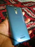 Tecno camon c7 a month old