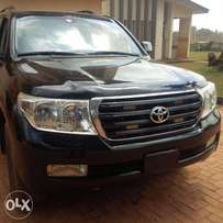 Toyota Land Cruiser Jeep 2009 Model(Neatly Used)