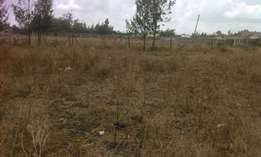 50*100 serviced prime plot in syokimau near misisipi restaurant 4 sale