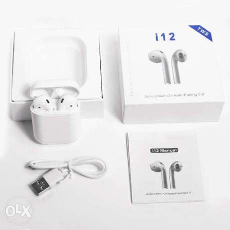 Airpods i12 by badronline