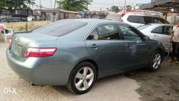 Newly arrived Toyota camry