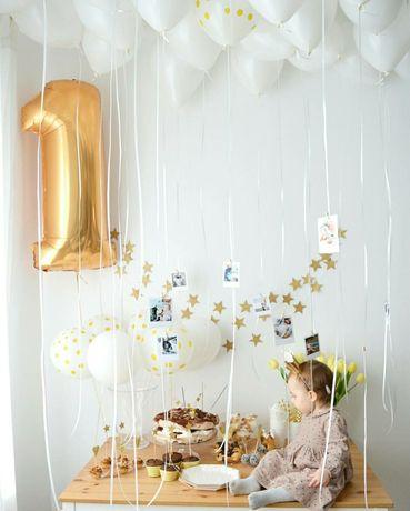Urodzinowy Zestaw Dekoracje Urodzinowe Gdynia Kamienna Góra Olxpl