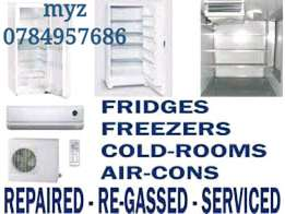 Air-Cons Specialists: Installation, Repairs, Service ,ReGass