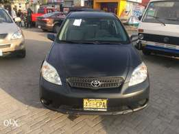 Toyota Matrix 2005 foreign used
