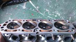 1.4l opel corsa Cylinder head and cambox with camshaft