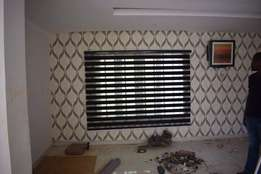 Wall papers available. Fracan Wallpaper Ltd Abuja