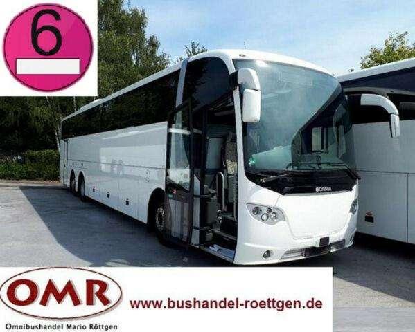 Scania Omniexpress /touring/516/travego/euro 6 - 2015