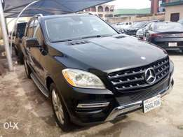 2013 Mercedes Benz Ml350. Full option. Selling at affordable cars