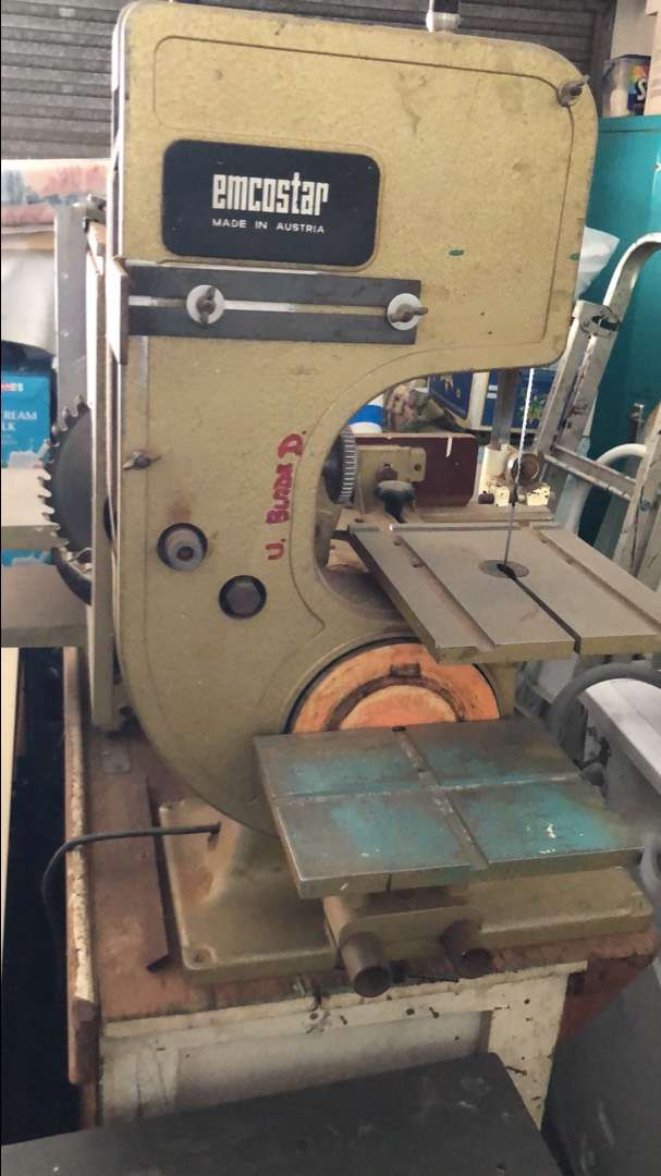 Emco Star Woodworking Machine For Sale Tools Diy 1057234243 Olx