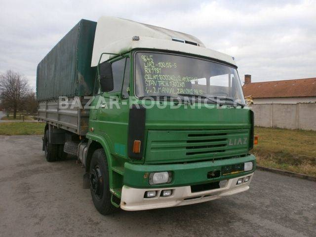 Liaz 100.05-5 (ID 9645) tilt truck - 1981